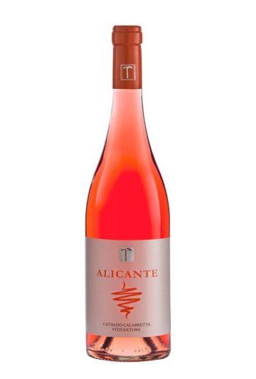 Alicante, il rosato di Cataldo Calabretta