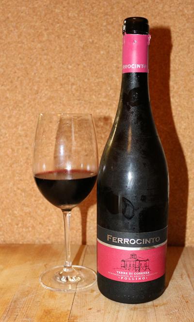 bottiglia ferrocinto