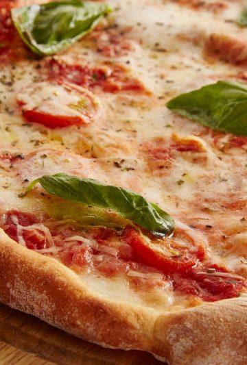 la buona pizza di puglia al vecchio gazebo di molfetta